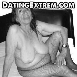 Sexpartner für alte Ficksau gesucht